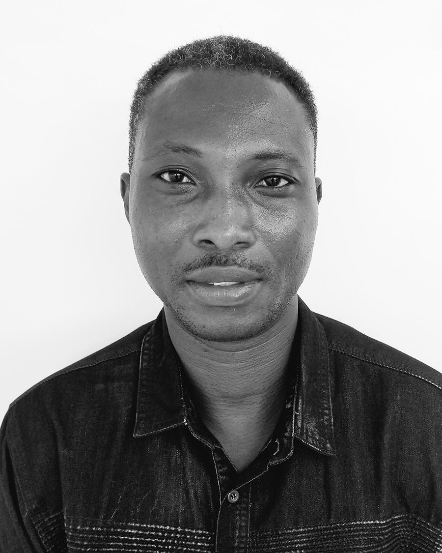 Sheriff Hope Kwashie